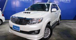 Toyota Fortuner 3.0 ปี 2012