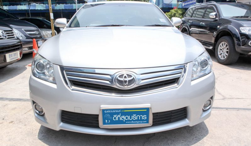 TOYOTA CAMRY HYBRID AT ปี 2010 full