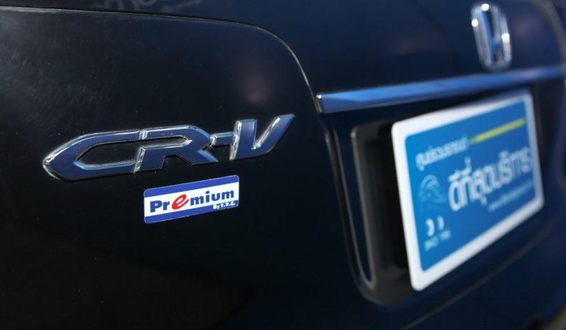 Honda CRV 2.4 4WD ปี 2013 full