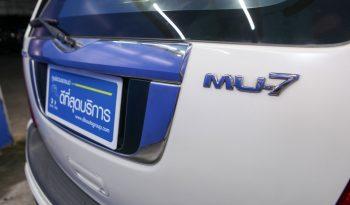 ISUZU MU-7 CHOIZ 3.0 ปี 2012 full