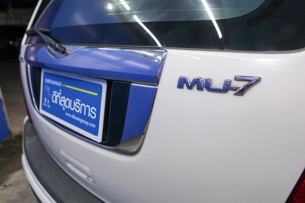 ISUZU MU-7 CHOIZ 3 0 ปี 2012 – DTS Auto Group