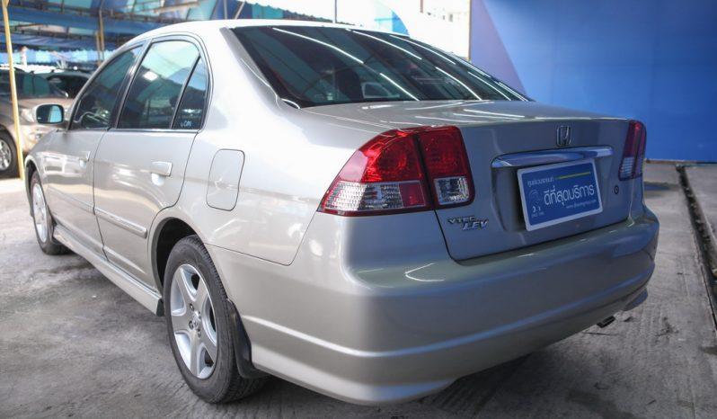HONDA CIVIC ปี 2004 full
