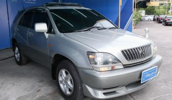 TOYOTA HARRIER ปี 2000 full