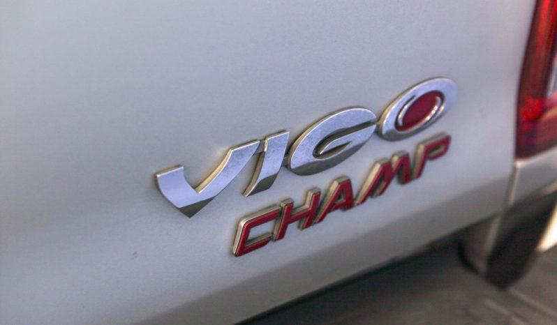 TOYOTA HILUX VIGO CHAMP ปี 2012 full