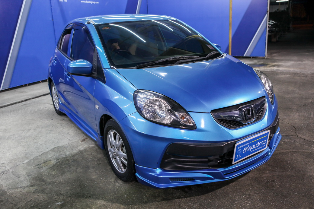 HONDA BRIO ปี 2012   DTS Auto Group
