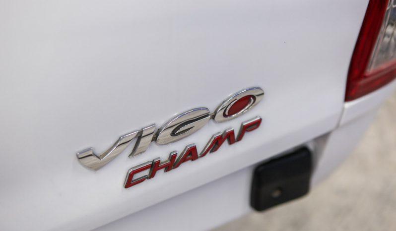 TOYOTA VIGO CHAMP CAB ปี 2012 full