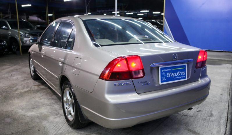 HONDA CIVIC ปี 2002 full