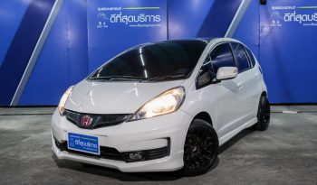 HONDA JAZZ I-VTEC 1.5 AT ปี 2012 full