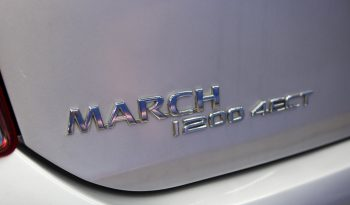 NISSAN MARCH ปี 2012 full