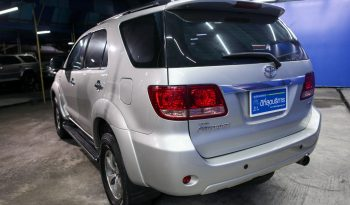TOYOTA FORTUNER 4WD ปี 2007 full