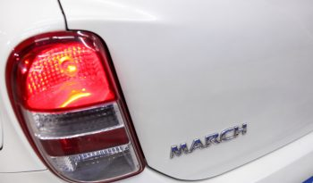 NISSAN MARCH 1.2 AT ปี 2010 full