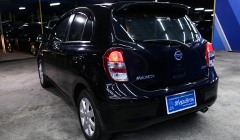 NISSAN MARCH ปี 2011 full