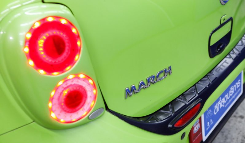 NISSAN MARCH 1.2 AT ปี 2012 full