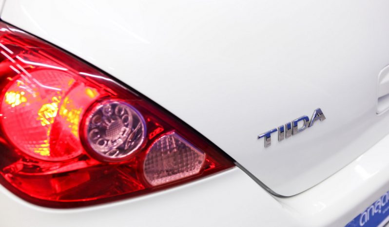 NISSAN TIIDA 5DR AT ปี 2008 full
