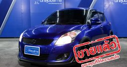 SUZUKI SWIFT GLX L CVT ปี 2014
