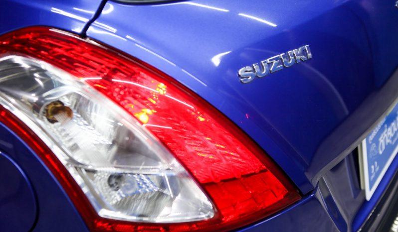 SUZUKI SWIFT GLX L CVT ปี 2014 full