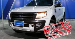 FORD RANGER DOUBLE CAB 4DR ปี 2015