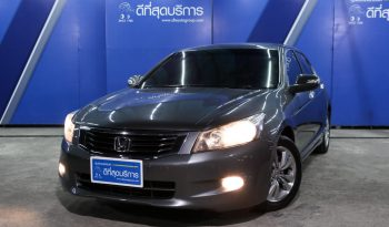 HONDA ACCORD I-VTEC ปี 2009 full