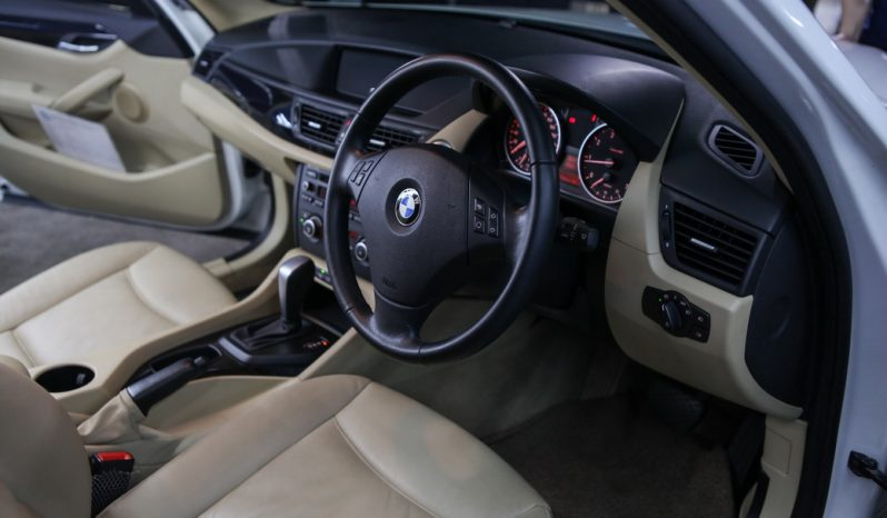 BMW X1 SDRIVE ปี 2011 full