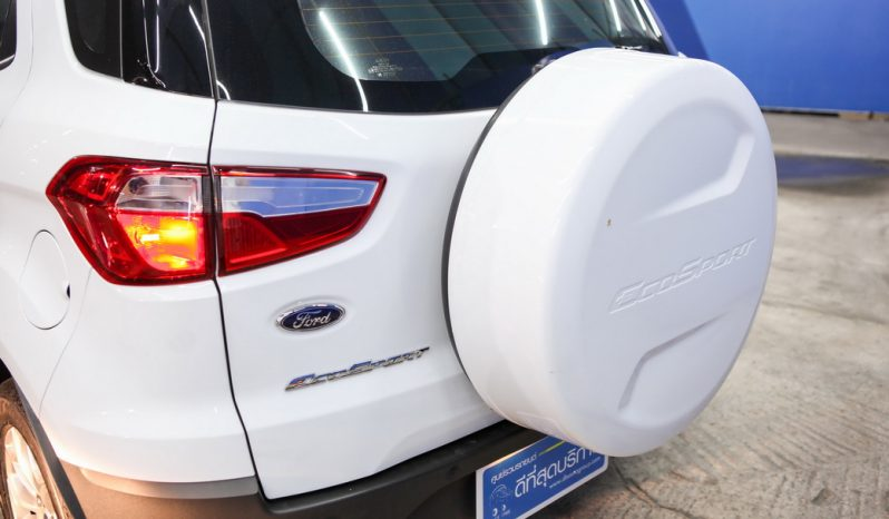 FORD ECOSPORT ปี 2016 full