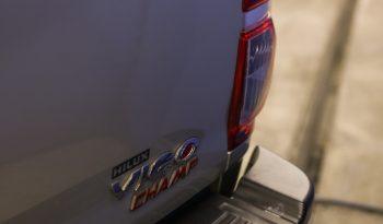 TOYOTA VIGO G CAB ปี 2012 full