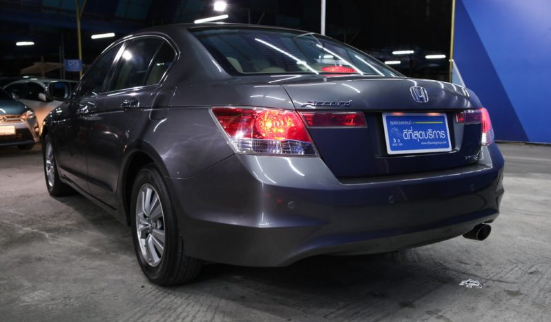 HONDA ACCORD ปี 2008 full