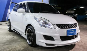 SUZUKI SWIFT GL ปี 2012 full
