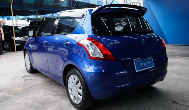 SUZUKI SWIFT ปี 2012 full