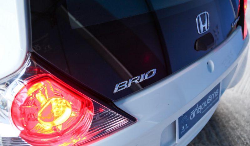 HONDA BRIO I-VTEC ปี 2013 full
