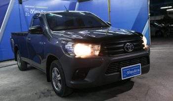 TOYOTA HILUX REVO SINGLE ปี 2016 full