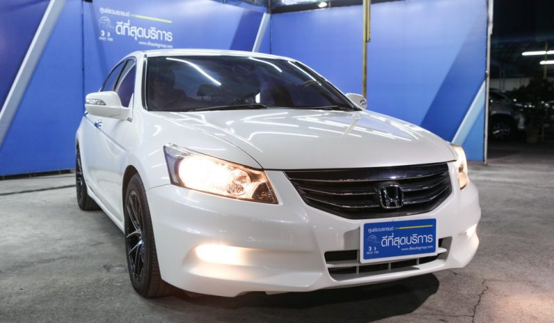 HONDA ACCORD ปี 2011 full