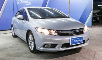 HONDA CIVIC FB ปี 2012 full