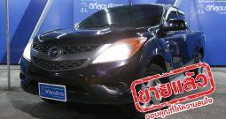 MAZDA BT50 CAB PRO ปี 2013