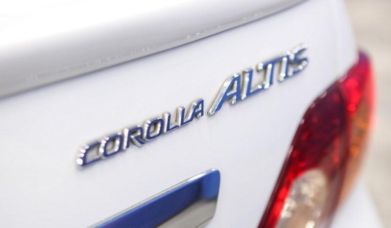 TOYOTA COROLLA ALTIS ปี 2009 full