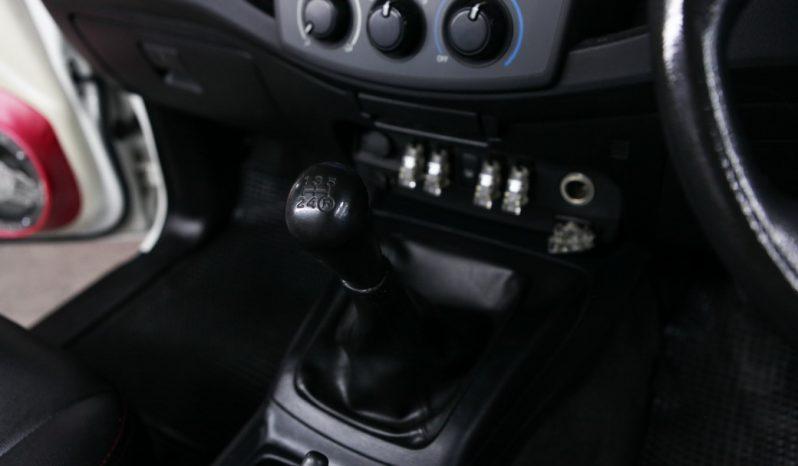 TOYOTA VIGO PRERUNNER SMART CAB ปี 2012 full