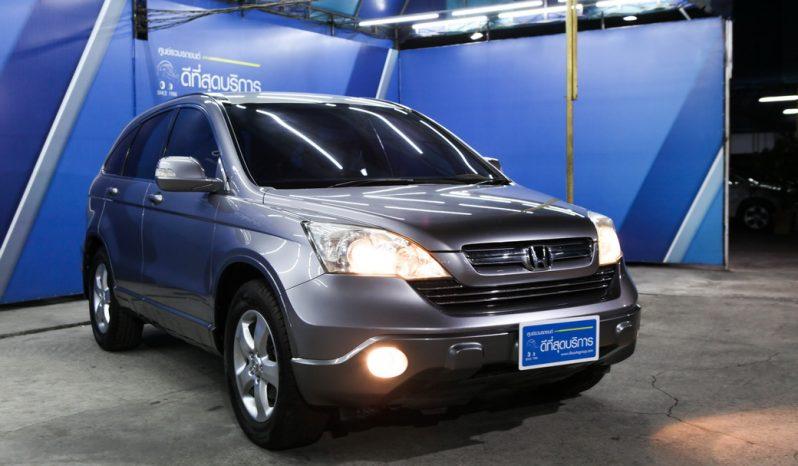 HONDA CRV E ปี 2007 full