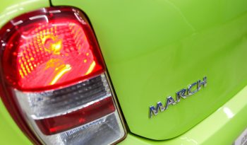 NISSAN MARCH ปี 2013 full