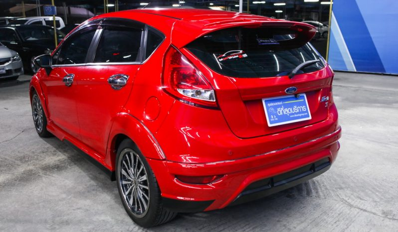 FORD FIESTA 5 DR ปี 2014 full