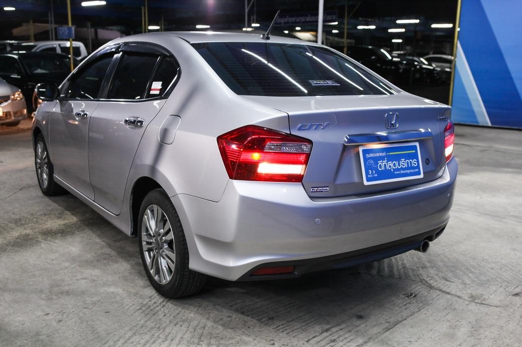HONDA CITY SV ปี 2013 - DTS Auto Group