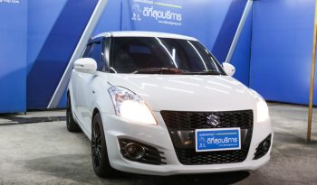SUZUKI SWIFT GLX L ปี 2014 full