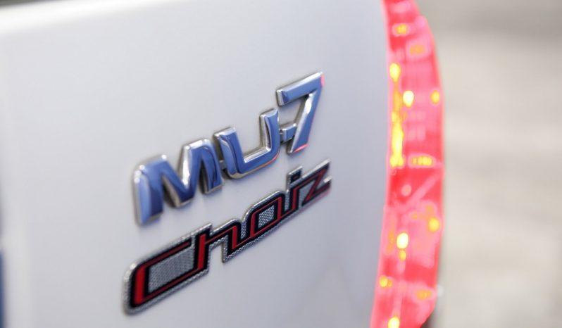 ISUZU MU-7 CHOIZ ปี 2012 full