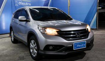 HONDA CRV E 4WD ปี 2013 full