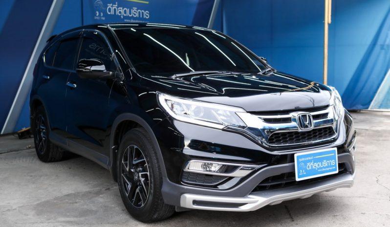 HONDA CRV 4WD ปี 2016 full