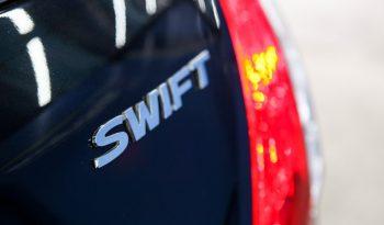 SUZUKI SWIFT GL CVT ปี 2014 full